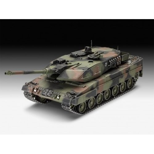 RV03281 - Revell Kit 1:35 - Leopard 2A6/A6NL