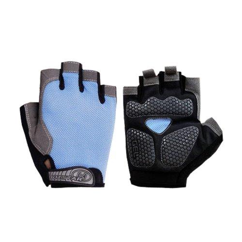 Outdoor Sports Gloves Wear Non-Slip Exposed Finger Sports Gloves,G2