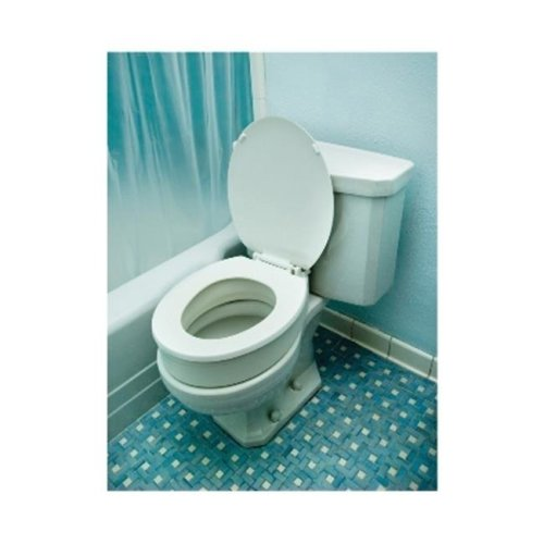 Essential Medical B5080 Standard Toilet Riser