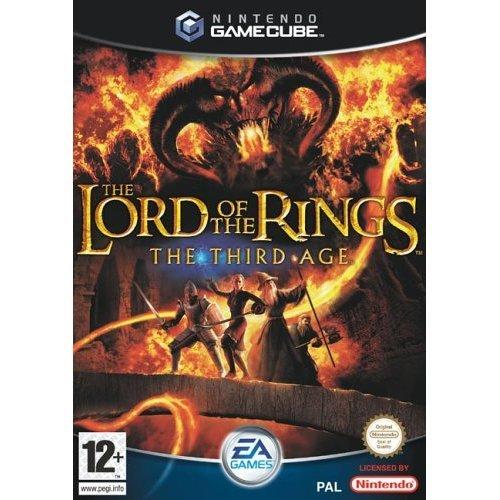 The Lord of the Rings - Lord of the Rings: The Third Age (GameCube)