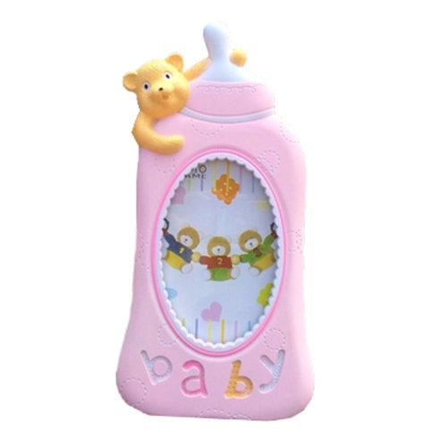 Creative Feeder Baby&Kids Picture Frame Photo Frames Plastic Frames,Pink