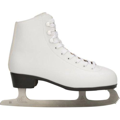 Nijdam Women's Figure Skates Classic Size 42 Ice Skating Boots 0034-UNI-42