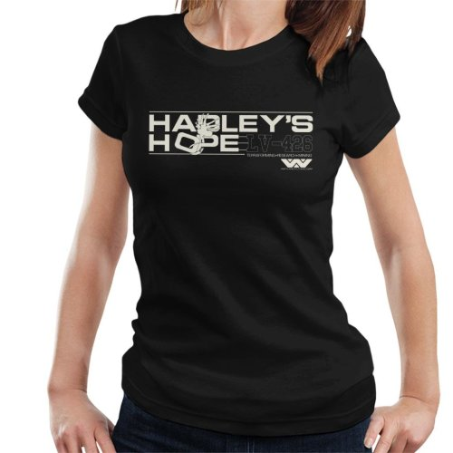 Hadleys Hope Aliens Women's T-Shirt