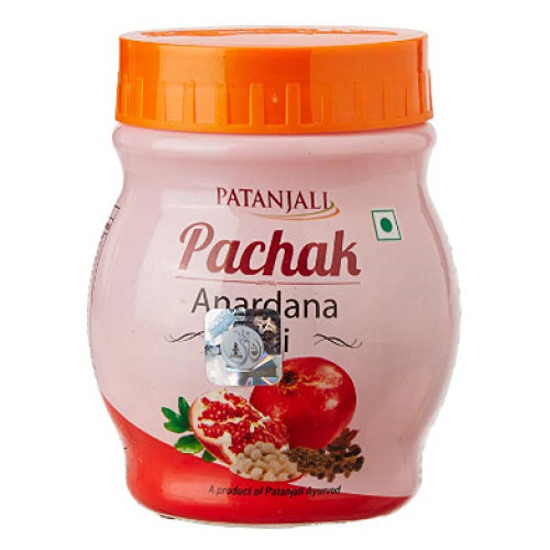 5 Pack Patanjali Pachak Anardana Goli 100 Gms each