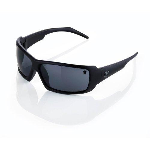 Scruffs Eagle Safety Specs Anti-Fog, UV Protection - Black