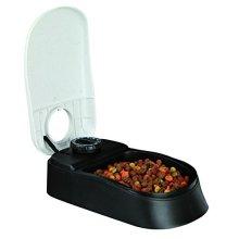 Trixie 24371 Tx1 Automatic Feeder 300ml / 15 × 7 × 24cm Charcoal / Black - 300 -  automatic trixie tx1 feeder 24371 300 ml cm black 15 charcoal food