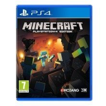 Minecraft Sony Playstation 4 Ps4 Game Uk Pal
