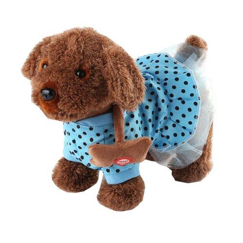 Singing Walking Actions Dog Toy