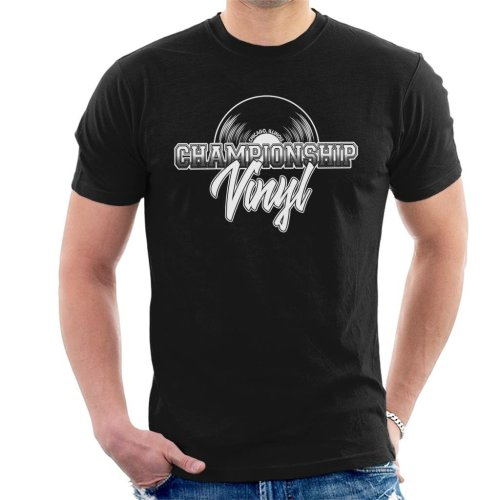 Championship Vinyl High Fidelity Men's T-Shirt