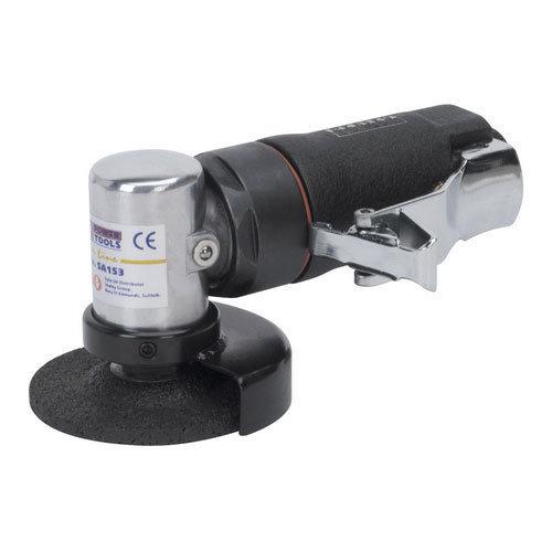 Sealey SA153 58mm Air Mini Angle Grinder