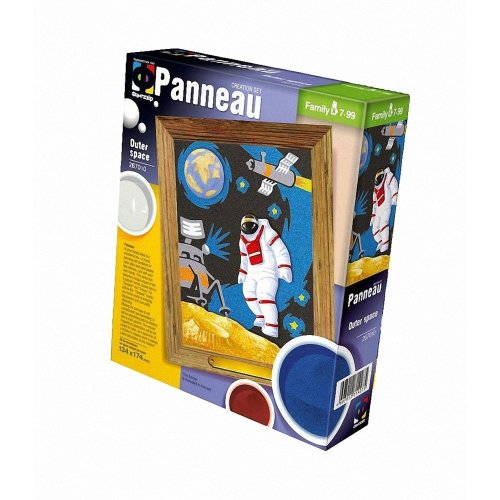 Elf267010 - Fantazer - Panneau - Outer Space