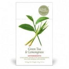 Heath & Heather - Green Tea & Lemongrass Tea 20 Bag