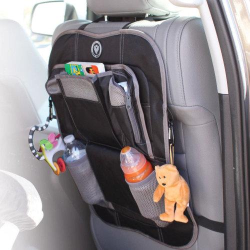 Prince Lionheart Backseat Organiser (black/ Grey)