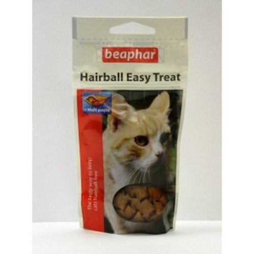 Beaphar Hairball Easy Treat Cat Treats (18 Packs)