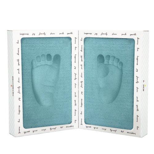Tipitoe Footprint For Infants Blue