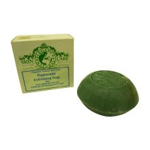 Peppermint Exfoliating Soap 100g by Elegance Natural Skin Care