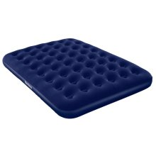 Bestway Inflatable Flocked Airbed 203 x 152 x 22 cm 67003