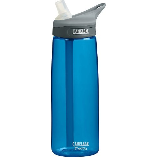 CamelBak Eddy | Blue Spill-Proof Drinking Bottle 750ml