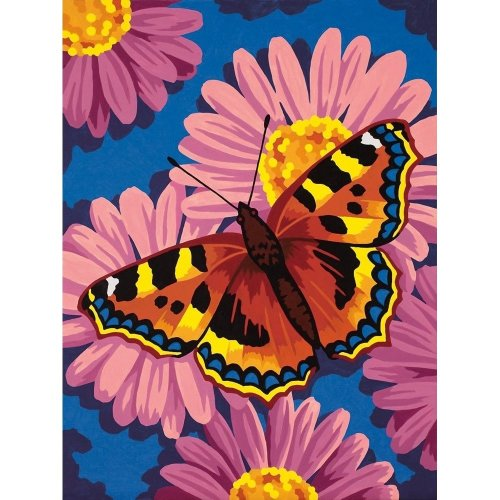 Dpw91341 - Paintsworks Learn to Paint - Butterfly Blossom