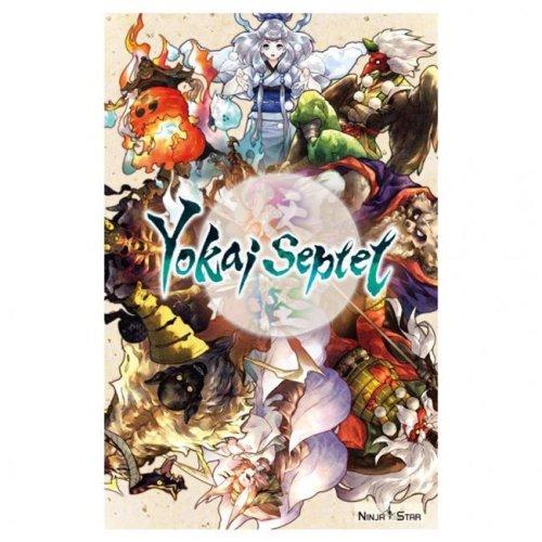Ninja Star Games NJS401 Yokai Septet Board Game