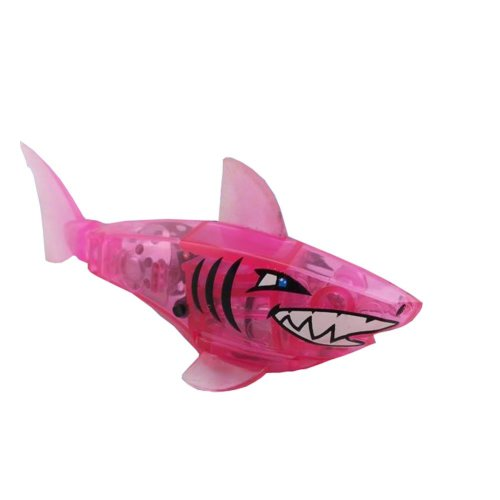 Funny Electric Luminous Mechanical Pretended Vivid Swimming Shark/Kids' Bath Toy