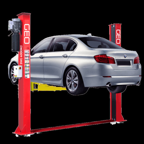 4 Tonne Manual Release 2 Post Car Lift