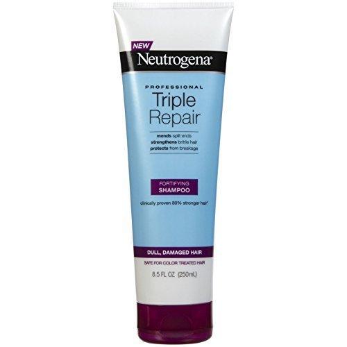 Neutrogena Triple Repair Fortifying Shampoo 8 5 oz