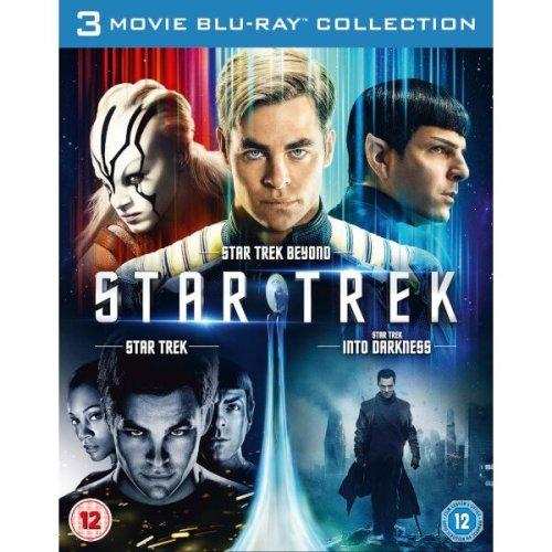 Star Trek/star Trek Darkness/star Trek Beyond