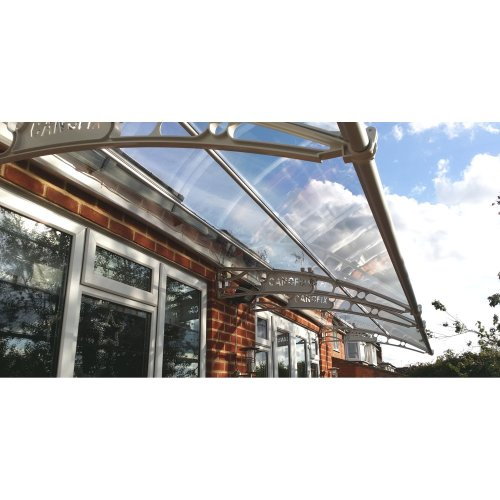 Cantilever Door Canopy | 4000mm wide x 1000mm projection
