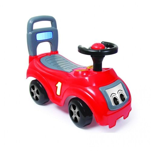 Dolu Toddler Kids Sit N Ride Toy Car Ride On Push Along Walker Red 1 Year + 8020