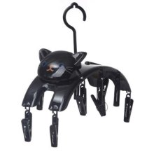 Creative Cat Modeling Laundry Drying Rack  Clip&Hanging Rack