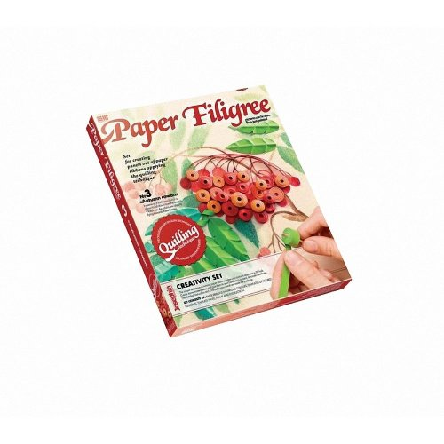 Elf967003 - Josephin - Paper Filigree - Autumn Rowan