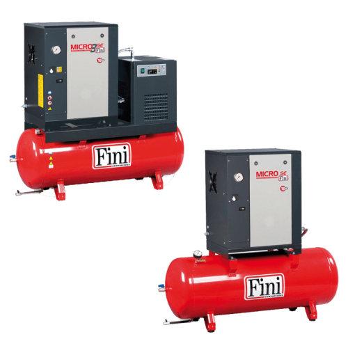 Fini Micro SE 310M 200S Screw Driven Air Compressor