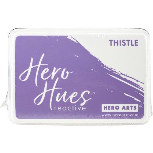Hero Hues Reactive Ink Pad-Thistle