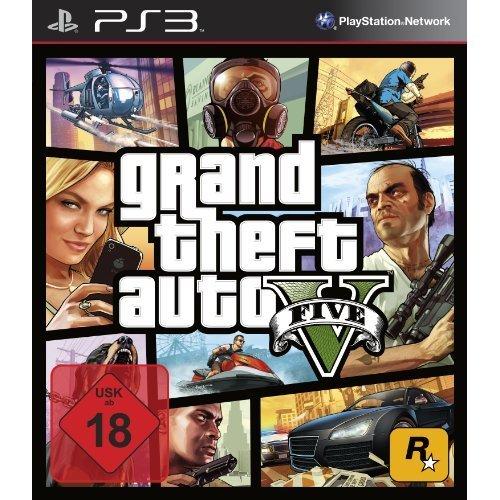 Grand Theft Auto V - Sony PlayStation 3