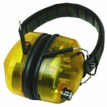 Silverline Electronic Ear Defenders Snr 30db Snr 30db