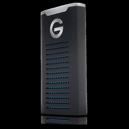 G-Technology G-DRIVE mobile 2000GB Black, Silver
