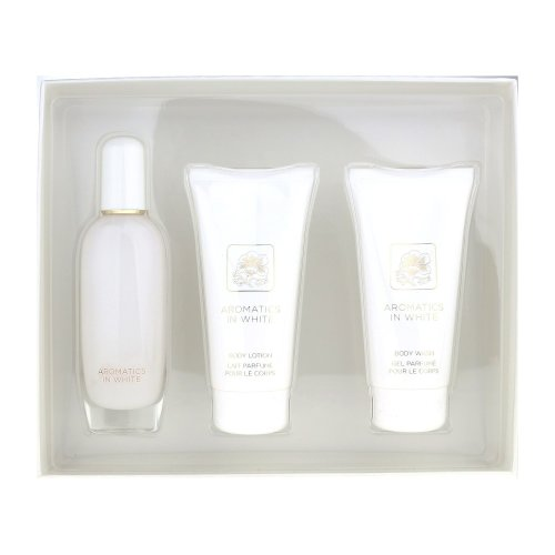 Clinique Aromatics in White Essentials 3 Piece Gift Set