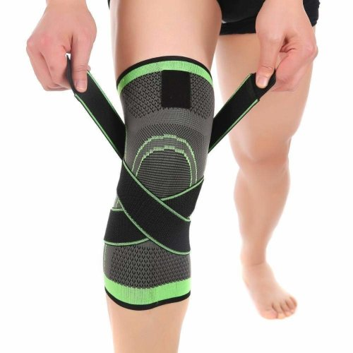 00a5a8ca65 Knee Brace, Compression Knee Sleeve Wraps with Adjustable Strap for Pain  Relief, Meniscus Tear, Arthritis, ACL, MCL, Quick Recovery - Knee Support...  on ...