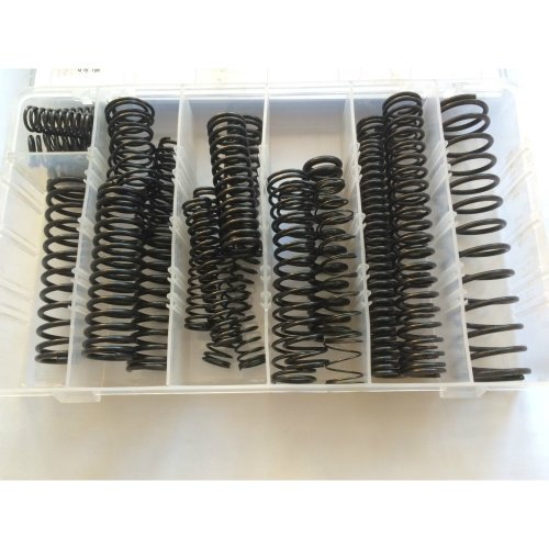 Heavy Duty 29 pc Various Large Compression Spring Tool Assortment Set