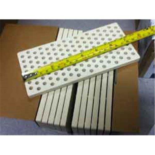 Flare Buster Flat Ceramic Pads - Display Pkg - Requires B101061 Rack if replacing flavor screen