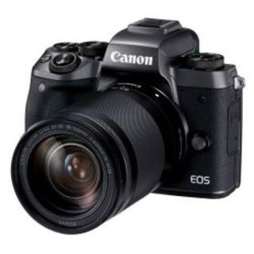 CANON EOS M5 KIT EF-M 18-150mm F3.5-6.3 IS STM