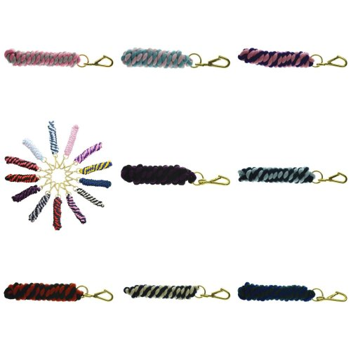 Hy Two Tone Twisted Lead Rope