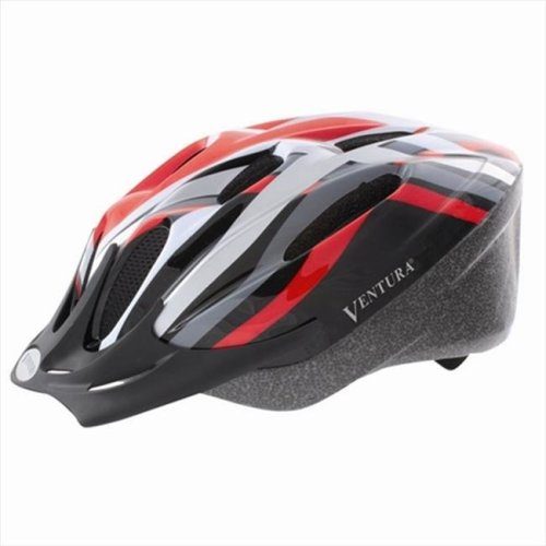Ventura 731426 Red Heat Sport Helmet Medium