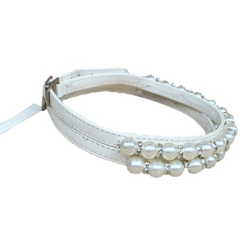 Shoe Straps for Women Girl High-heeled Shoes - White