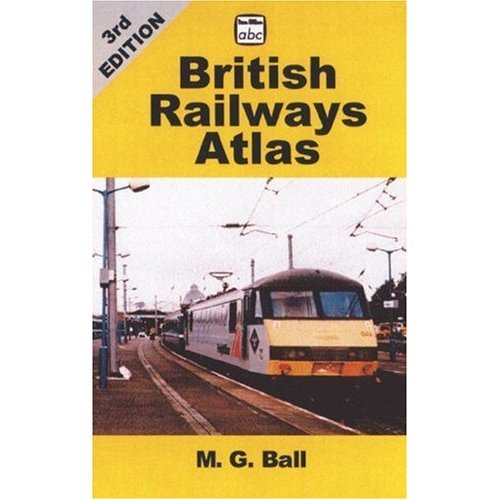 British Railways Atlas (Abc)