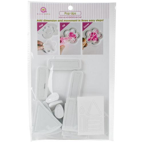 Queen & Co Foam Card Kit Refill Pack-Birthday