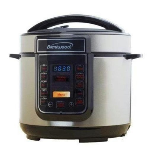 Brentwood EPC-626 Electric Pressure Cooker - 6 qt.