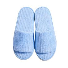 10 Pairs Non-slip Hotel / Travel / Home Disposable Slippers - A16