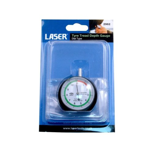 Tyre Tread Depth Gauge - Analogue